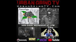 [20.24 MB] S20Ep03 @UrbanGrindTV featuring Peaceology Music Artist BlackH3art #Music #Peaceology