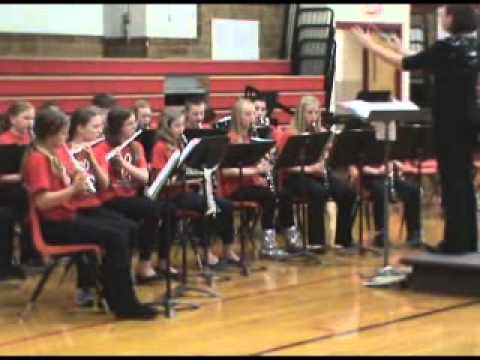 New Hampton Middle School 5th and 6 th Winter Concert