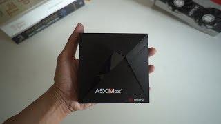 Review A5x Max Plus - Antena TV Zaman sekarang