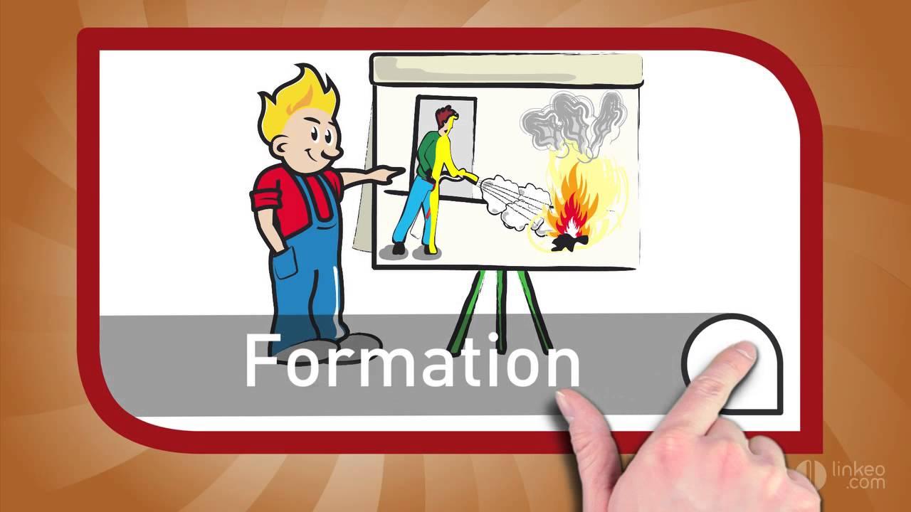 alarme incendie formation
