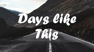 Download Mp3 Dermot Kennedy Days Like this