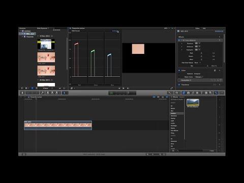 RT Colour Balance for Final Cut Pro X