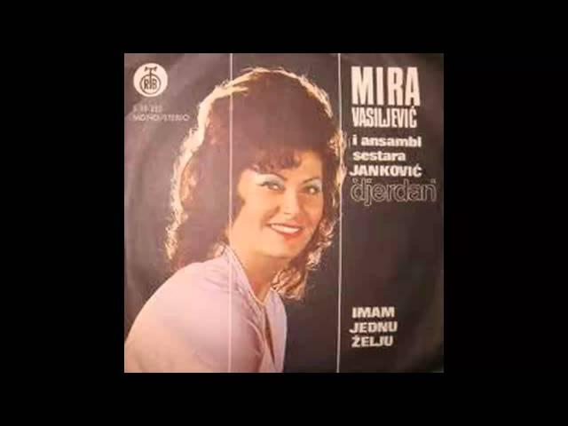 Mira Vasiljevic - Ti bi hteo pesmom da ti kazem - (Audio 1974) HD
