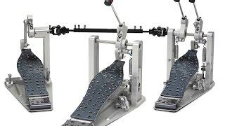 Test n°2 Drum Workshop -- double pédale de grosse caisse Machined Direct Drive