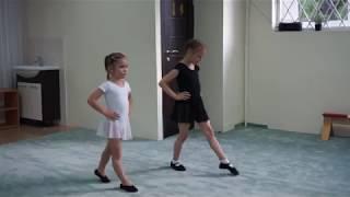 Уроки современной хореографии
