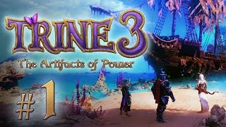 Thumbnail für das Trine 3: The Artifacts of Power Let's Play