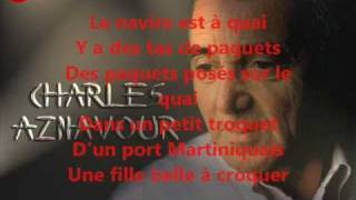 Watch Charles Aznavour Me Que Me Que video