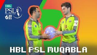 HBL PSL Muqabla | Balloon Wars | Fakhar Zaman VS Shaheen Shah Afridi | #HBLPSL6