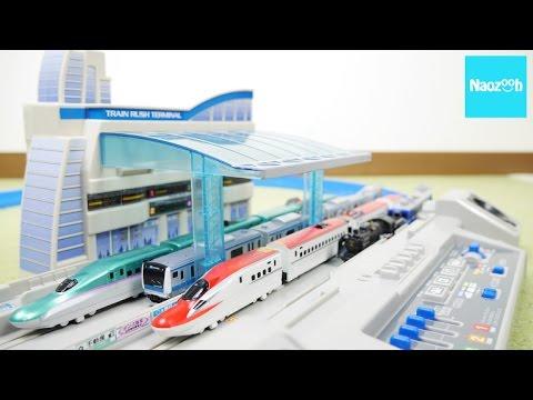 プラレール アドバンス 全線発着トレインラッシュターミナル /Plarail, Plarail advance, TRAIN RUSH TARMINAL