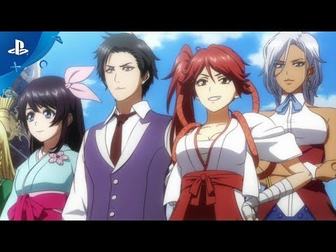 Sakura Wars | Opening Movie | PS4 from YouTube · Duration:  1 minutes 56 seconds