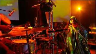 Róisín Murphy - Night Of The Dancing Flame (Live @ Melt Festival 2005)