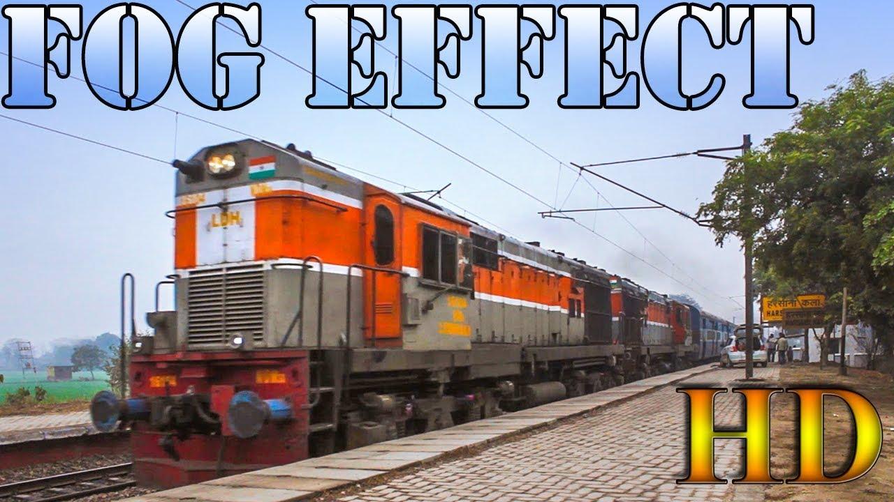 Running The Train