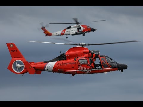 US Coast Guard Air Station Traverse City
