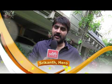 Hero Srikanth & Suman Wishing YOYO TV Channel