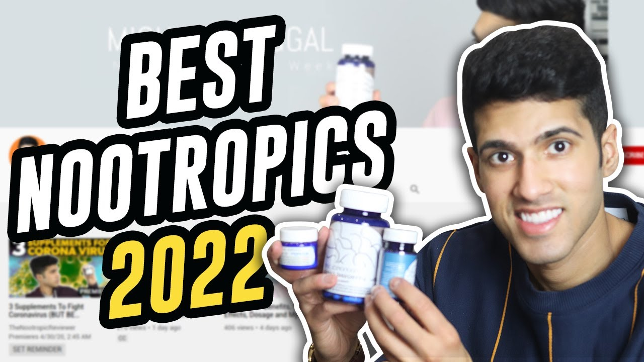 Download 8 BEST NOOTROPICS FOR 2021 - Take This For Anxiety, Depression And Brain Repair