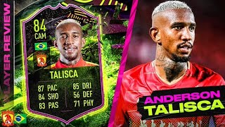 SHOULD YOU DO THE SBC?! 84 RULEBREAKERS ANDERSON TALISCA REVIEW! FIFA 21 Ultimate Team