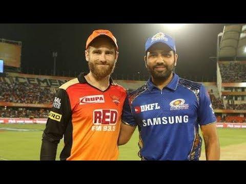 Kane Williamson's Sunrisers Hyderabad Takes On Rohit's Mumbai Indians | Sports Tak