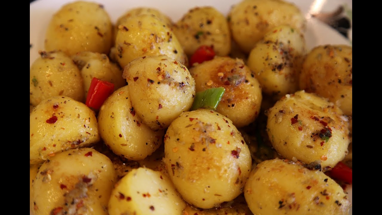 Easy recipes for baby potatoes
