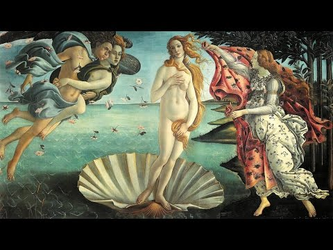 Respighi - Botticelli Triptych (Trittico Botticelliano) | Three Botticelli pictures for orchestra