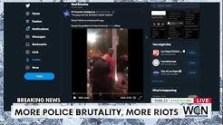 Monday Morning Talk Show - More Police Brutality, More Riots - $9538