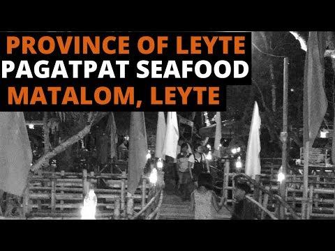 [LEYTE  TRAVEL GUIDE] Pagatpat Seafood Restaurant | Matalom, Leyte | Eastern Visayas