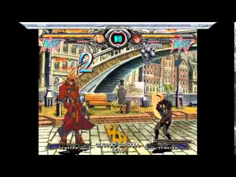 Heaven or Hell 2012 - [TOP 8] Guilty Gear XX Accent Core +R