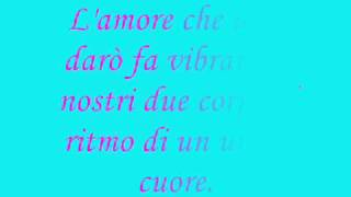 Valerio Scanu - Sentimento [Testo/Lyrics]