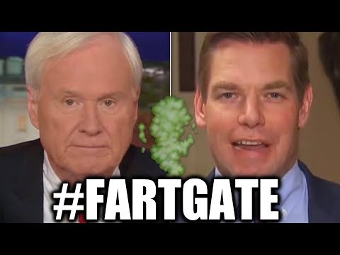 The Woody Show - Who Farted on Live TV? #Fartgate Investigated