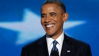 President Obama On Romney's Cold War Mind Warp | 2012 Democratic National Convention | Ora TV
