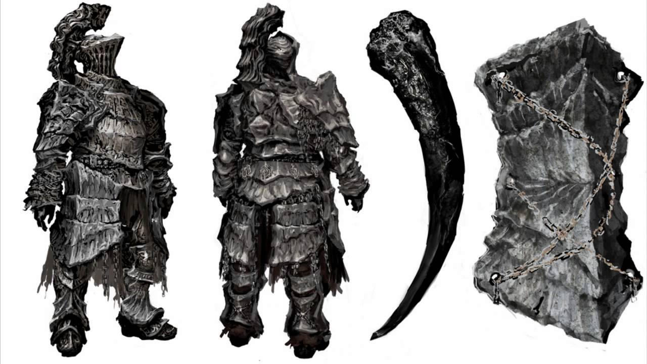 Dark Souls Lore Historia 6 Havel La Roca Youtube