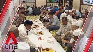 Breaking fast a great opportunity to encourage interfaith harmony Singapore President