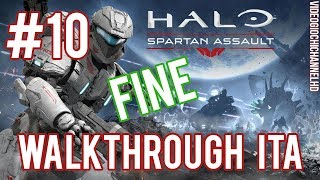 Halo: Spartan Assault Walkthrough ITA - #10: Capitolo F