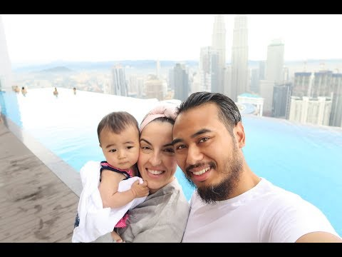 With Sen #1 | Our first Travel to Malaysia  with a baby