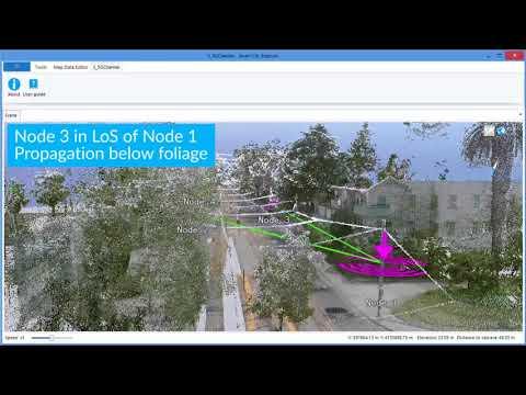 S 5GChannel LiDAR optical visibility