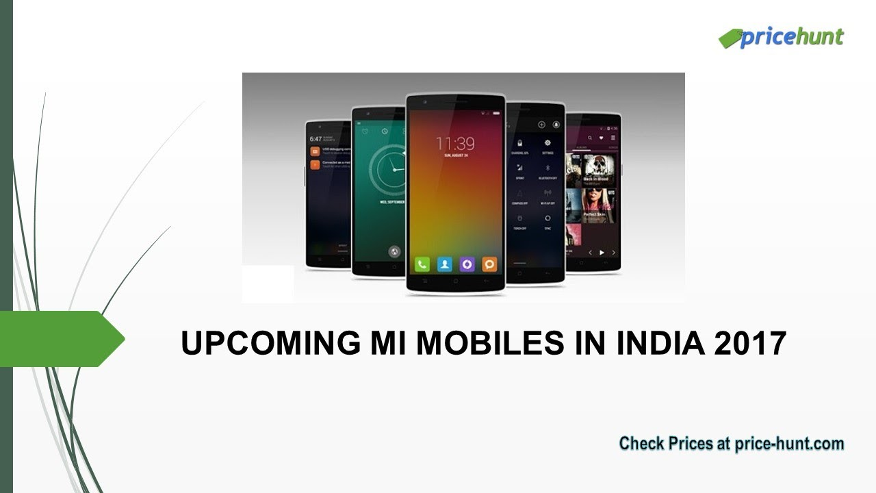 Best XIAOMI Phones - Mi Mobile Price in India 9th September 2019