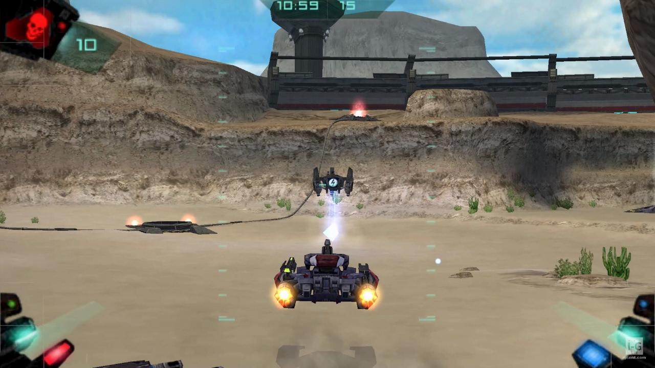 battlezone psp gameplay hd