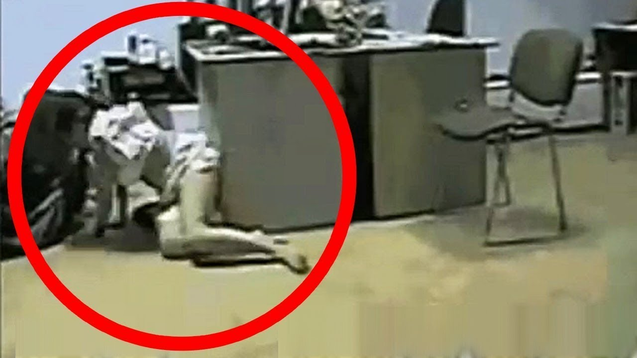 Download 10 WEIRD THINGS CAUGHT ON SECURITY CAMERAS & CCTV