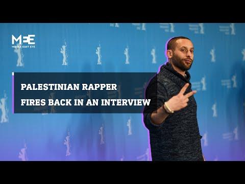 "Tamer Nafar: ""Why do you ask Palestinians to take responsibility?"""