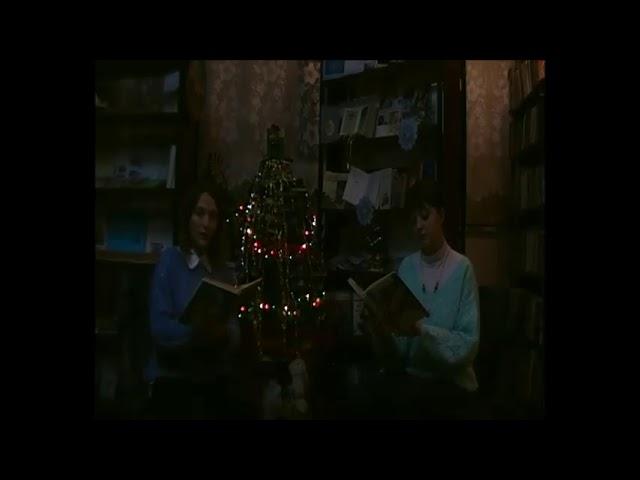 Изображение предпросмотра прочтения – ОльгаАфонина читает произведение «Рождественский ангел» С.Чёрного