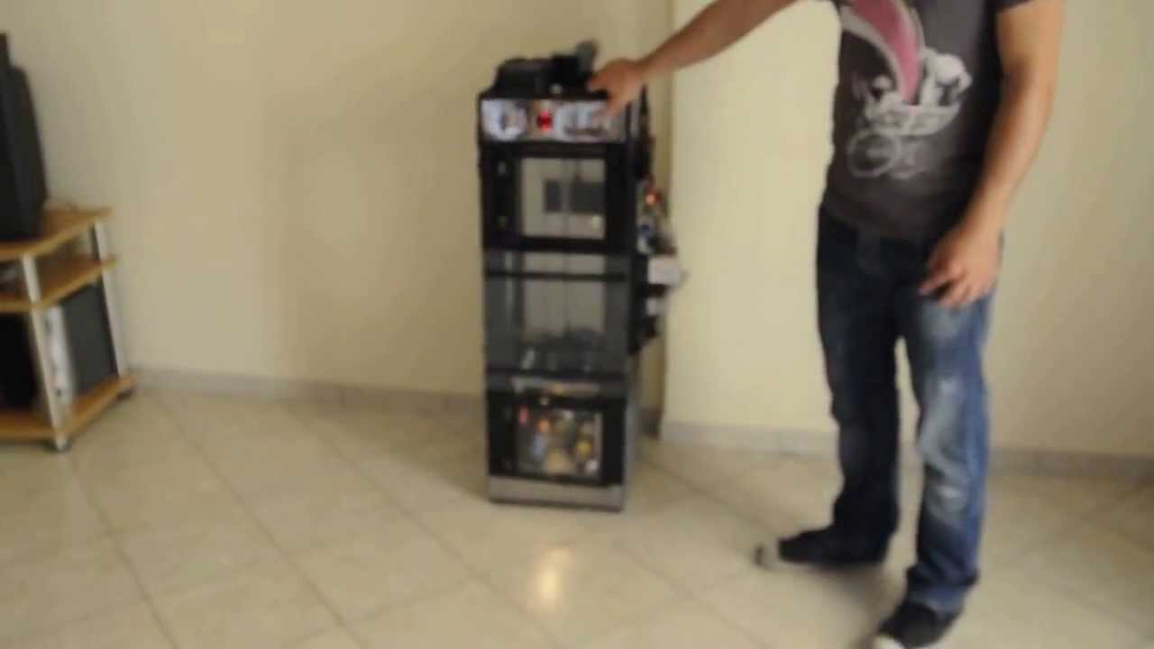 mini elevator project