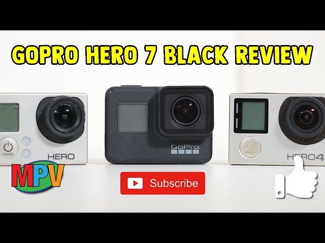 GoPro Hero 7 Black Review (5.30.19) #1257