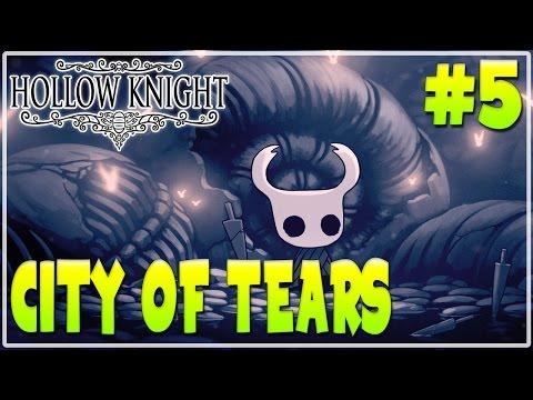 #5 HOLLOW KNIGHT  WALKTHROUGH GAMEPLAY | CITY OF TEARS |  Furo Full Game HD