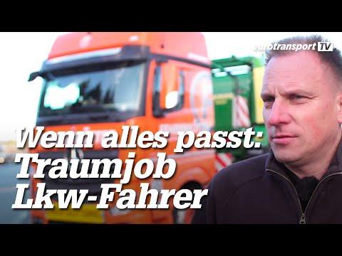 Wenn Alles Passt: Traumjob Lkw-Fahrer