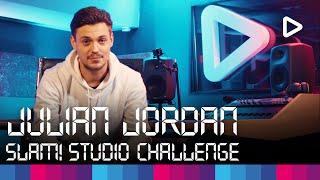 Download Video Julian Jordan creates a track in 1 hour | SLAM! Studio Challenge MP3 3GP MP4