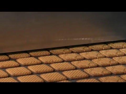линия по производству сахарного печенья