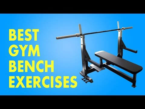 Top 5 Best Gym Bench Exercises