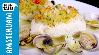 Thanksgiving Halibut & Clam Sauce | Bart's Fish Tales