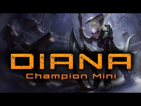 Diana - Champion Mini
