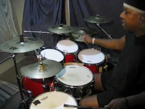 """""""101 eastbound"""" {fourplay} live drums by groovemaster"""