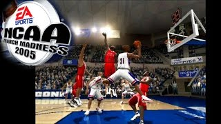 NCAA March Madness 2005 ... (PS2)